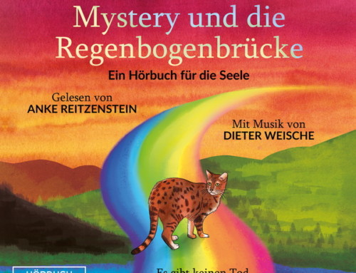 Mystery und die Regenbogenbrücke – Das Hörbuch